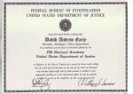 FBI National Academy Graduation