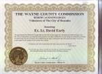 Wayne County Commission Oct 2002